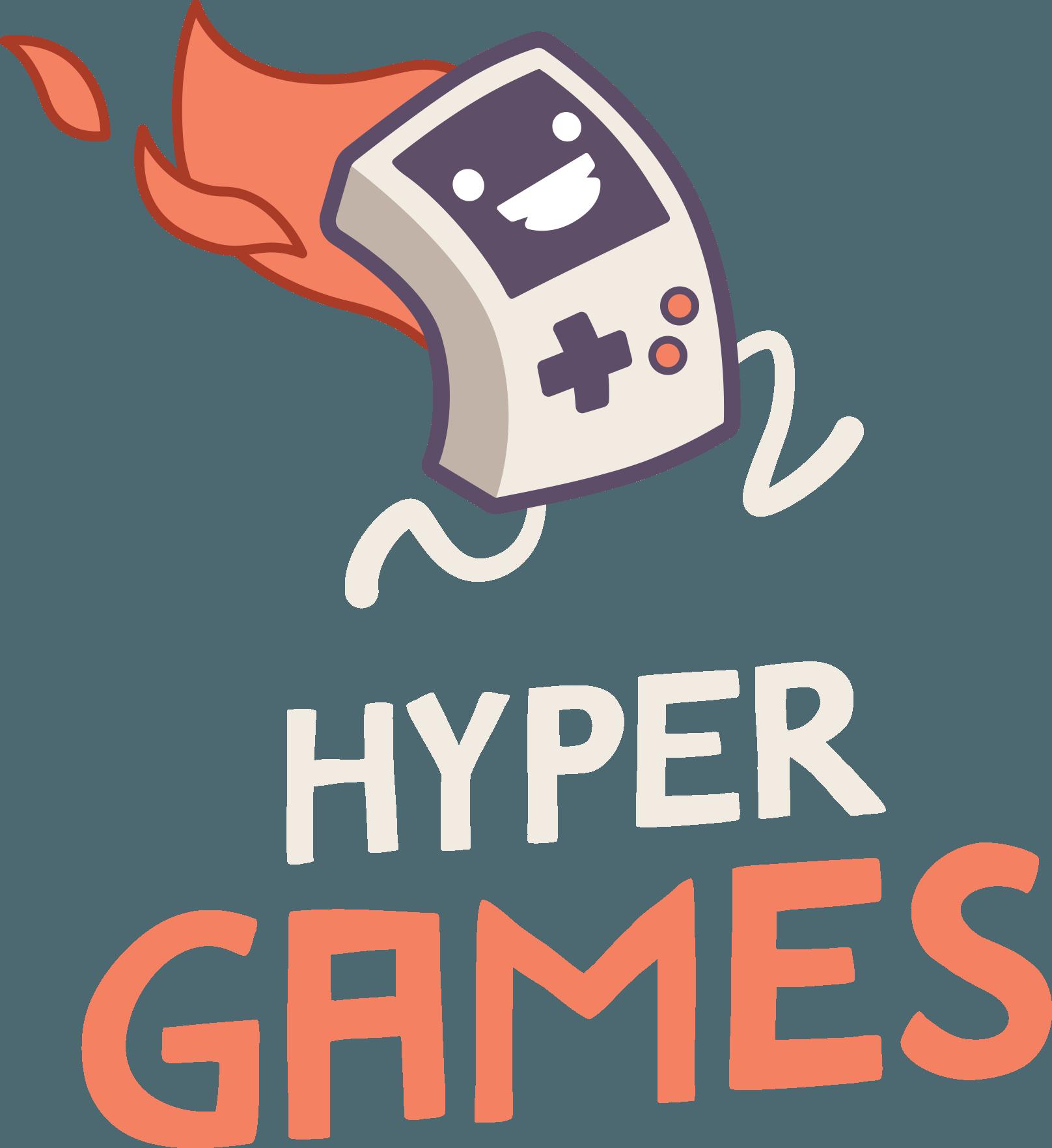 Hyper Games Logo